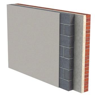 Masonry cavity wall insulation for Blown mineral wool cavity insulation
