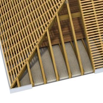 Loft Insulation At Joist Level