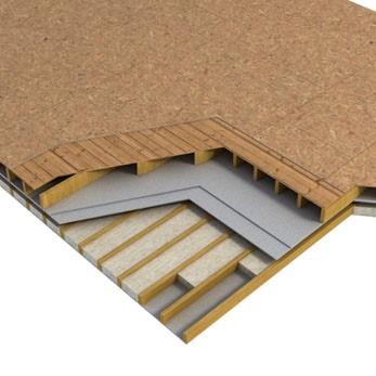 Separating Floor Insulation